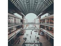 Umsatzsteigerung in Einkaufszentrum