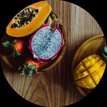 fruchtige Raumdüfte